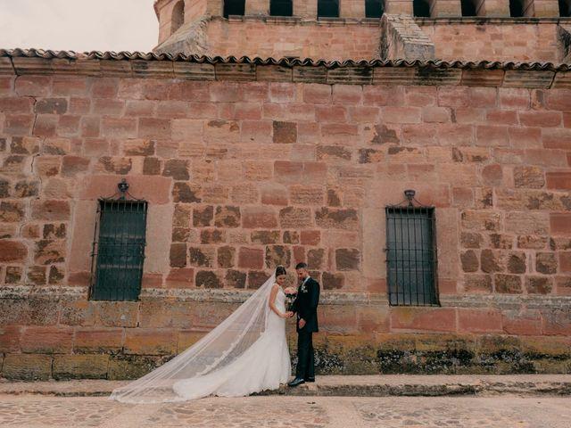 La boda de Pedro y Almudena en Membrilla, Ciudad Real 84