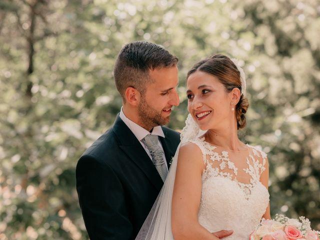 La boda de Pedro y Almudena en Membrilla, Ciudad Real 90