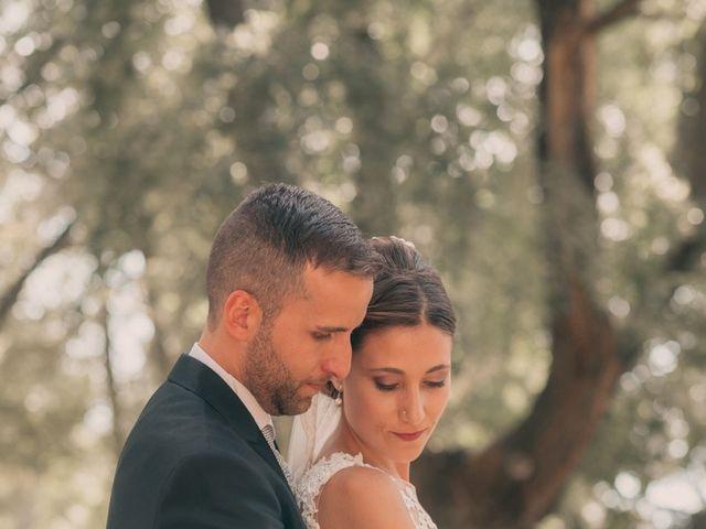 La boda de Pedro y Almudena en Membrilla, Ciudad Real 91