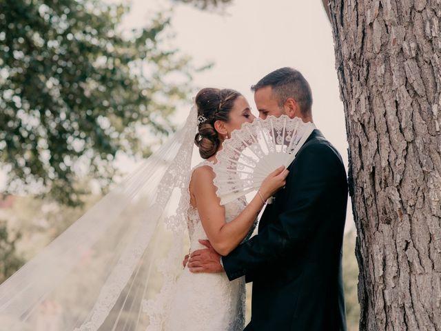 La boda de Pedro y Almudena en Membrilla, Ciudad Real 92