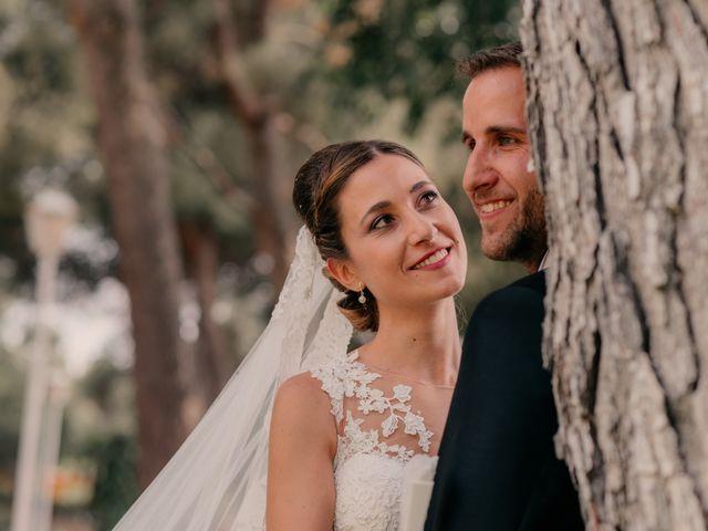 La boda de Pedro y Almudena en Membrilla, Ciudad Real 93