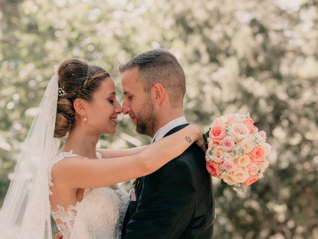 La boda de Pedro y Almudena en Membrilla, Ciudad Real 96