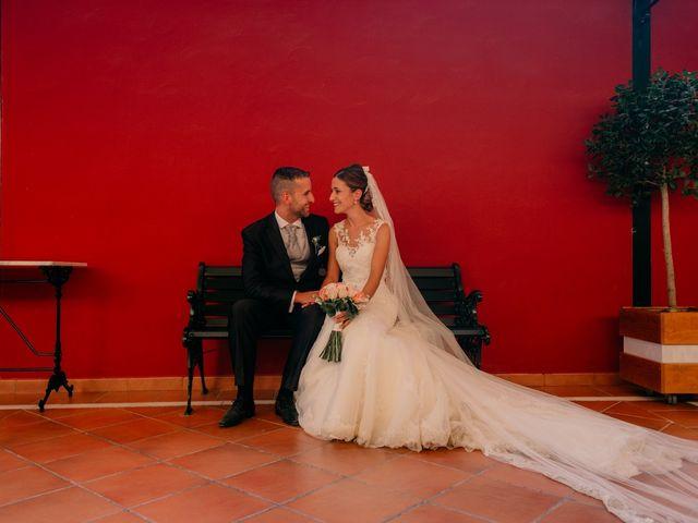 La boda de Pedro y Almudena en Membrilla, Ciudad Real 97