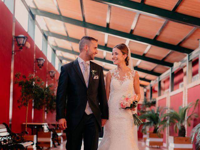 La boda de Pedro y Almudena en Membrilla, Ciudad Real 98