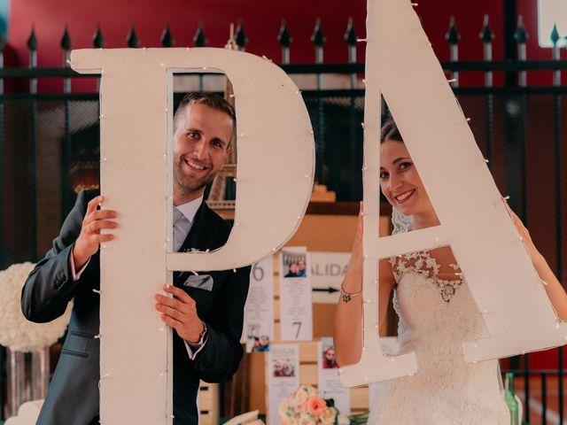 La boda de Pedro y Almudena en Membrilla, Ciudad Real 104