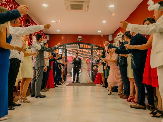 La boda de Pedro y Almudena en Membrilla, Ciudad Real 107
