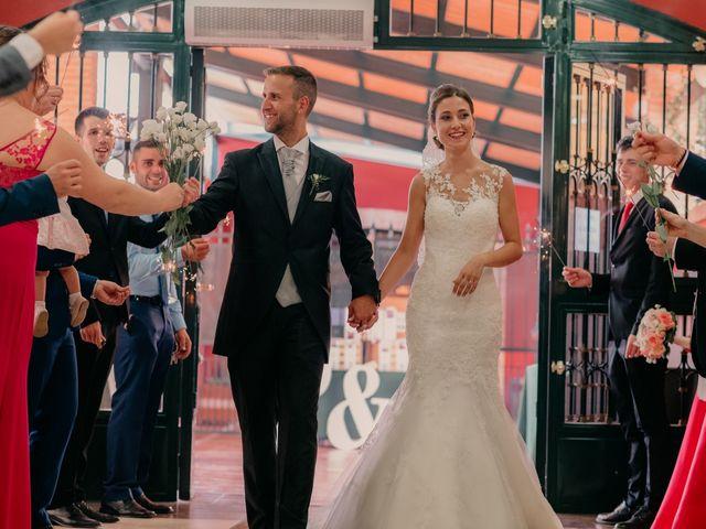 La boda de Pedro y Almudena en Membrilla, Ciudad Real 108