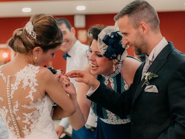 La boda de Pedro y Almudena en Membrilla, Ciudad Real 114