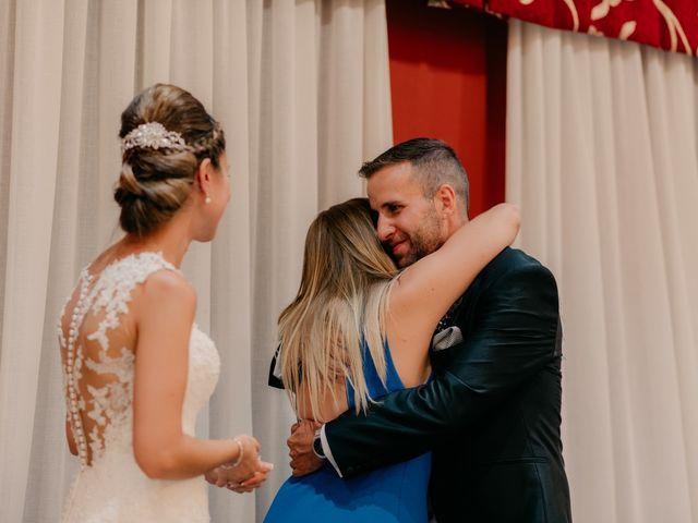 La boda de Pedro y Almudena en Membrilla, Ciudad Real 121