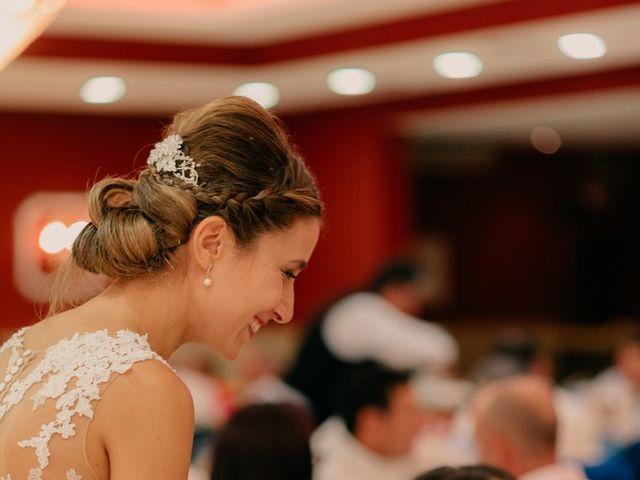 La boda de Pedro y Almudena en Membrilla, Ciudad Real 123