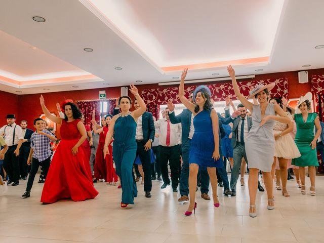 La boda de Pedro y Almudena en Membrilla, Ciudad Real 125