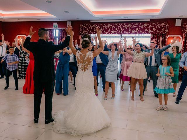 La boda de Pedro y Almudena en Membrilla, Ciudad Real 127