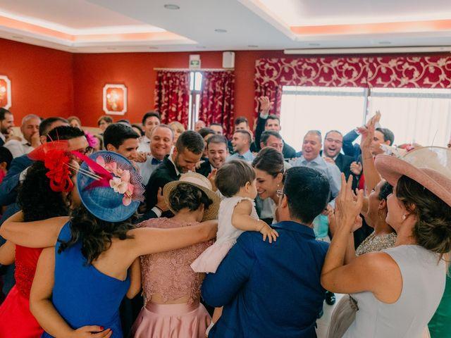 La boda de Pedro y Almudena en Membrilla, Ciudad Real 128