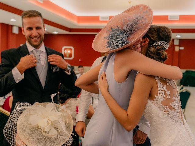 La boda de Pedro y Almudena en Membrilla, Ciudad Real 130