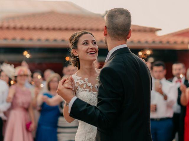 La boda de Pedro y Almudena en Membrilla, Ciudad Real 135