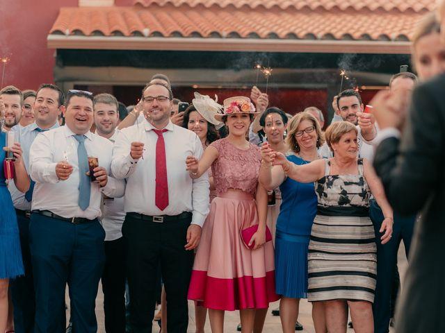 La boda de Pedro y Almudena en Membrilla, Ciudad Real 136