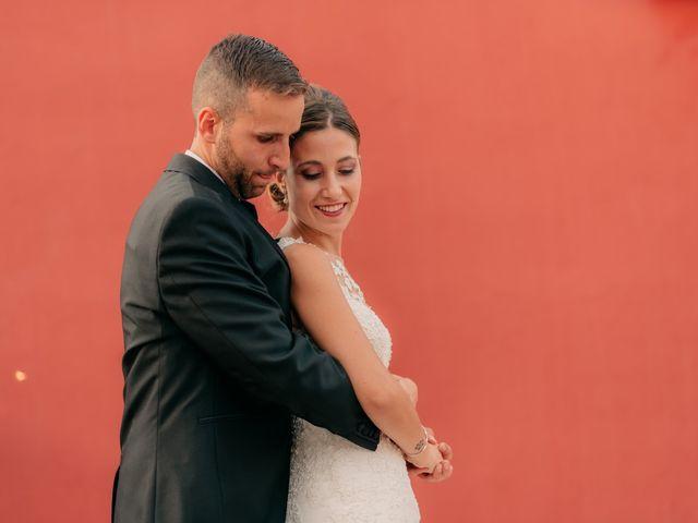 La boda de Pedro y Almudena en Membrilla, Ciudad Real 137
