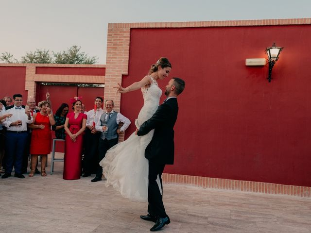 La boda de Pedro y Almudena en Membrilla, Ciudad Real 138