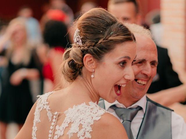 La boda de Pedro y Almudena en Membrilla, Ciudad Real 140
