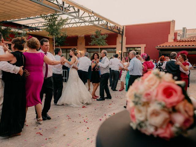 La boda de Pedro y Almudena en Membrilla, Ciudad Real 144