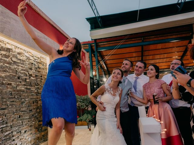 La boda de Pedro y Almudena en Membrilla, Ciudad Real 145