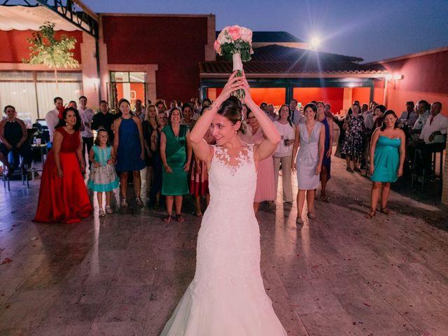 La boda de Pedro y Almudena en Membrilla, Ciudad Real 147