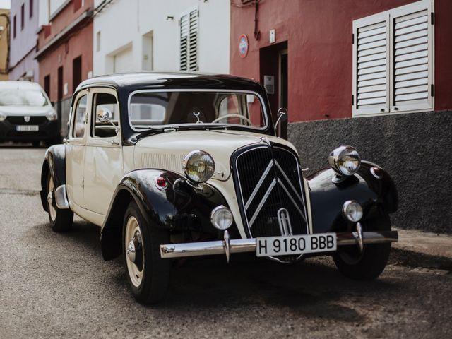 La boda de Nathanael y Evelin en Arucas, Las Palmas 13