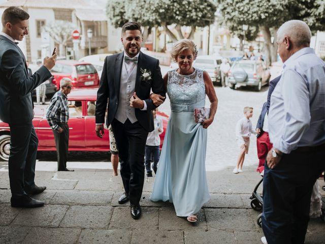 La boda de Nathanael y Evelin en Arucas, Las Palmas 14