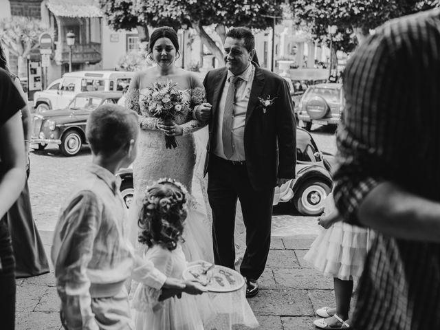 La boda de Nathanael y Evelin en Arucas, Las Palmas 17