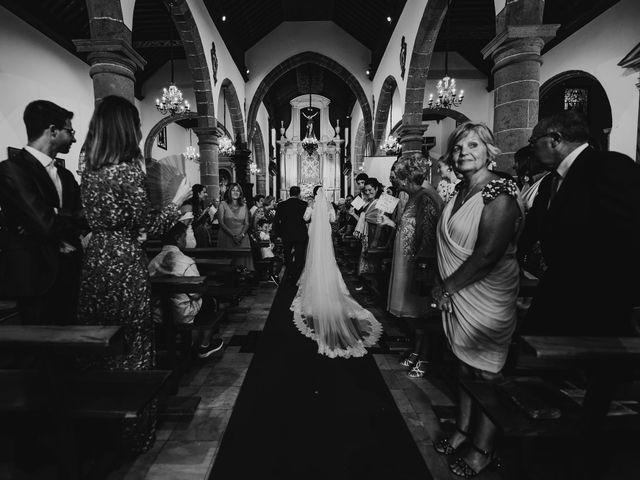 La boda de Nathanael y Evelin en Arucas, Las Palmas 19