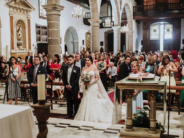 La boda de Nathanael y Evelin en Arucas, Las Palmas 20