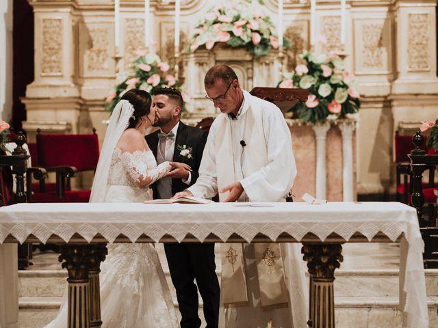 La boda de Nathanael y Evelin en Arucas, Las Palmas 21