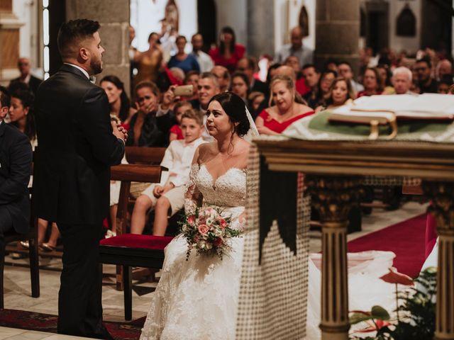 La boda de Nathanael y Evelin en Arucas, Las Palmas 23
