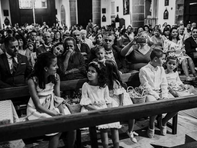 La boda de Nathanael y Evelin en Arucas, Las Palmas 25