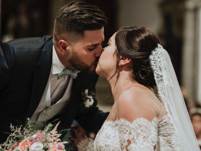 La boda de Nathanael y Evelin en Arucas, Las Palmas 27