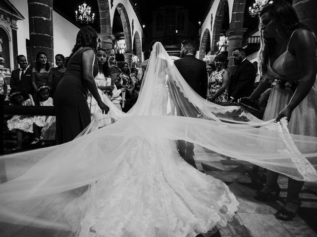 La boda de Nathanael y Evelin en Arucas, Las Palmas 29