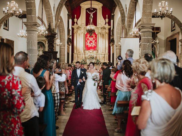La boda de Nathanael y Evelin en Arucas, Las Palmas 30