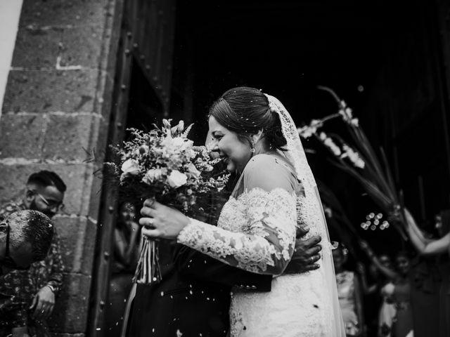La boda de Nathanael y Evelin en Arucas, Las Palmas 32