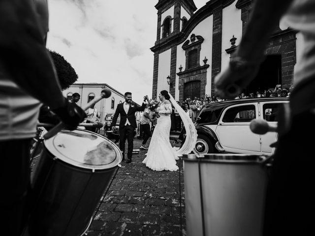 La boda de Nathanael y Evelin en Arucas, Las Palmas 33