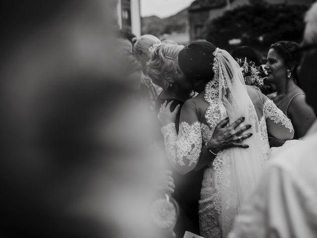 La boda de Nathanael y Evelin en Arucas, Las Palmas 36
