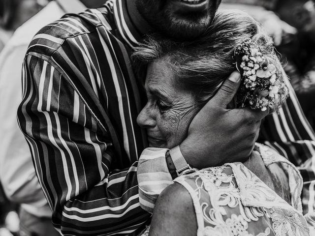 La boda de Nathanael y Evelin en Arucas, Las Palmas 39