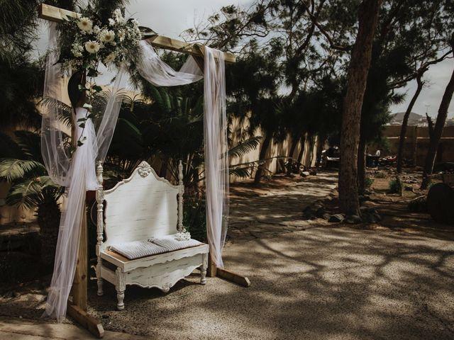 La boda de Nathanael y Evelin en Arucas, Las Palmas 42
