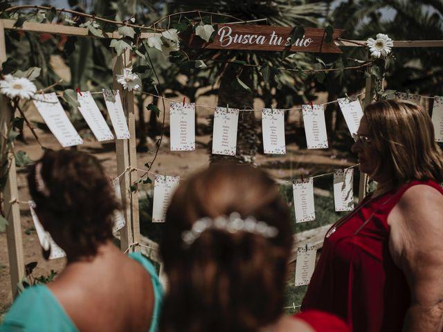 La boda de Nathanael y Evelin en Arucas, Las Palmas 43