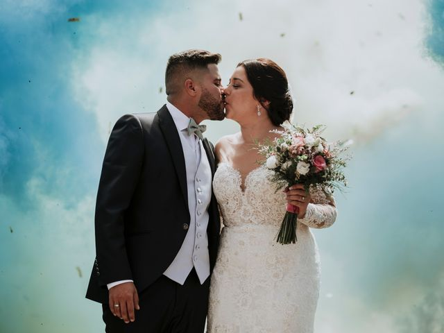 La boda de Nathanael y Evelin en Arucas, Las Palmas 53