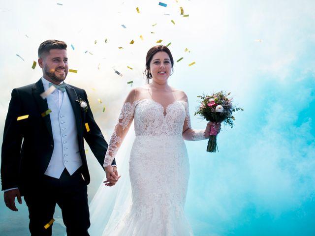 La boda de Nathanael y Evelin en Arucas, Las Palmas 54