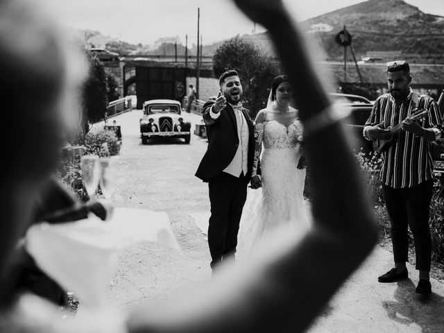 La boda de Nathanael y Evelin en Arucas, Las Palmas 55