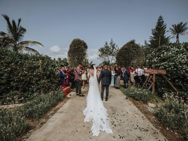 La boda de Nathanael y Evelin en Arucas, Las Palmas 57