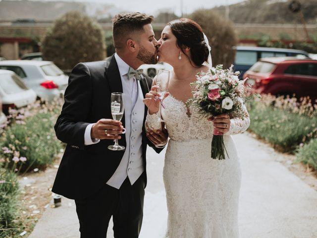 La boda de Nathanael y Evelin en Arucas, Las Palmas 58