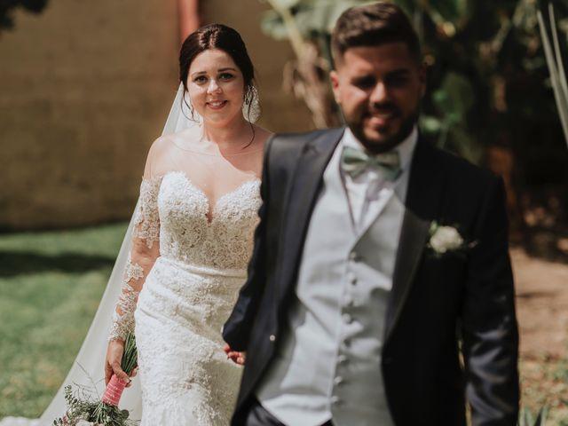 La boda de Nathanael y Evelin en Arucas, Las Palmas 61