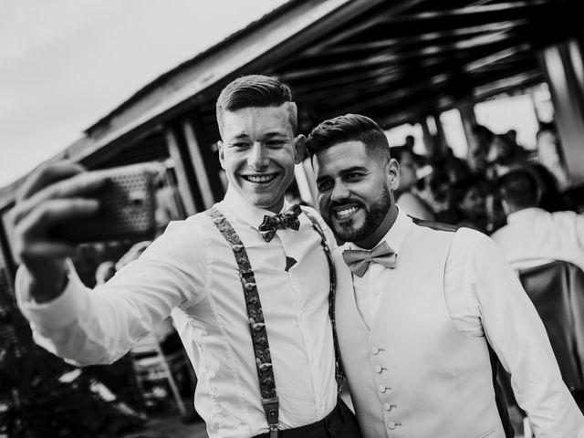 La boda de Nathanael y Evelin en Arucas, Las Palmas 64